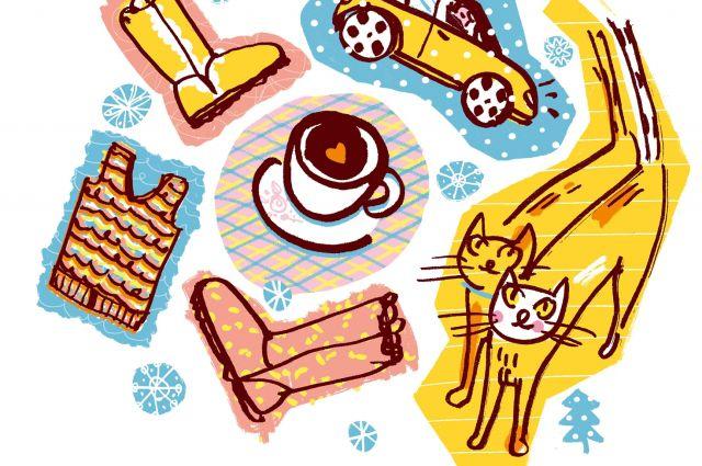 Новый год может быть опасен для домашних животных.