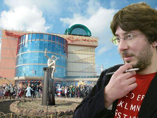 Артемий Лебедев предлагает взорвать омский театр кукол.