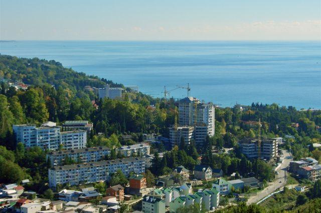 Выиграть квартиру в Сочи можно, взяв потребительский кредит в Сбербанке.