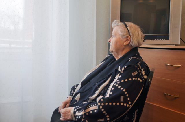 Бабушка простила внуку все обиды, но вызов психиатра простить не смогла.