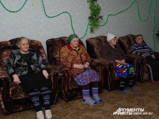 В дома престарелых подарки дома престарелых запорожье малиновского 13