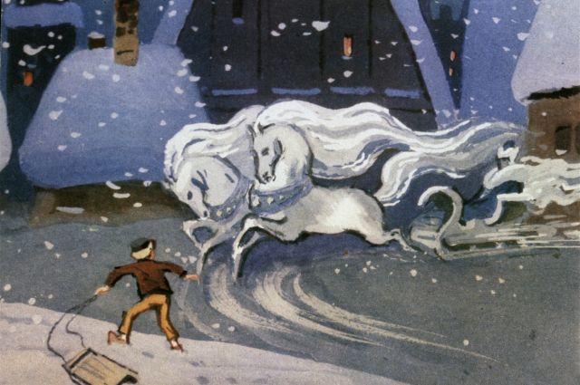 Старые советские мультики самое время пересмотреть в Новый год!
