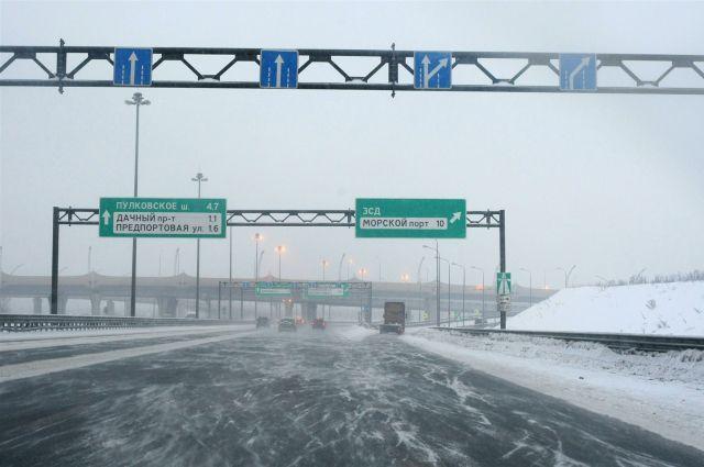 В мороз без необходимости на трассу лучше не выезжать.