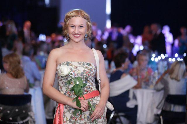 Ольга Минайло, омская журналистка.