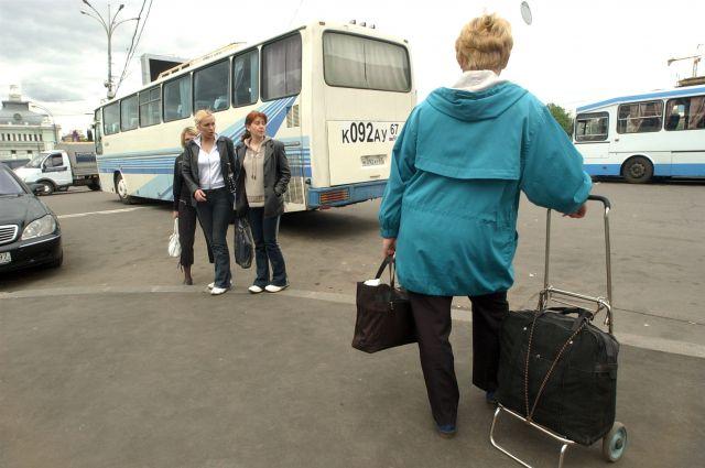 Автовокзал в Исилькуле эвакуировали дважды 8 января.
