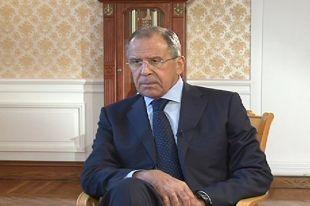 Сергей Лавров, министр иностранных дел РФю