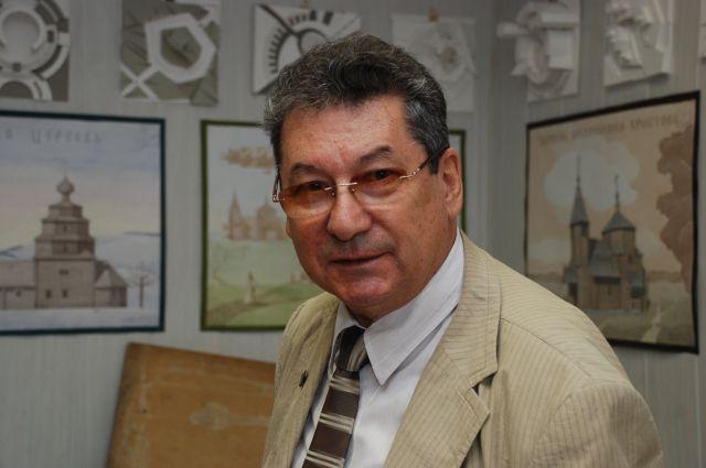 Архитектор Альберт Каримов.