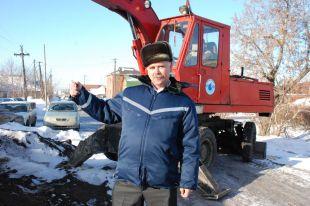 Омскводоканал оперативно устранил повреждение на водопроводе.