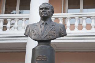 Бюст Сергея Манякина.