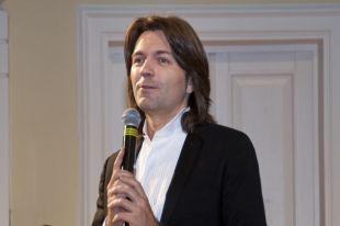 Дмитрий Маликов во время мастер-класса.