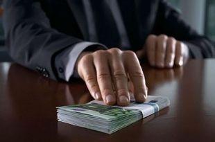 Количество фактов взяточничества в регионе в текущем году увеличилось почти в половину.
