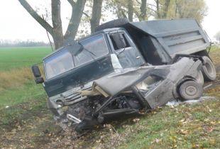 В лобовом столкновении с «КамАЗом» погиб 35-летний водитель