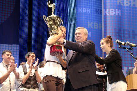 Молодёжное движение КВН пользуется большой популярностью в Ростовской области