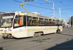 Трамвайную линию от Ростовского кафедрального собора перенесут в 2014 году.