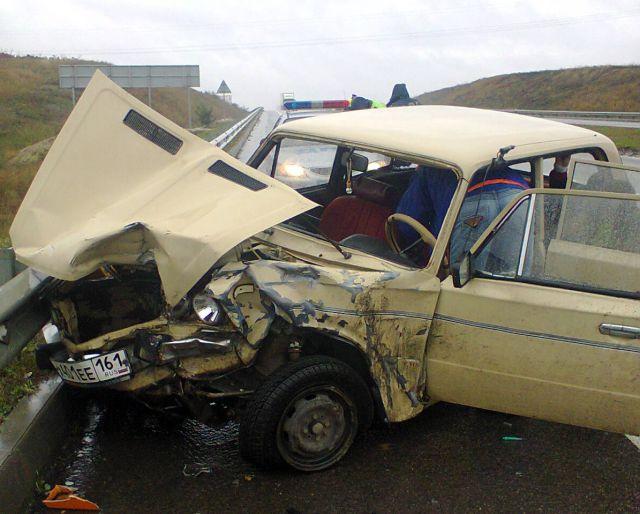 Семилетний мальчик пострадал в результате ДТП на трассе М-4 «Дон» в Каменском районе.