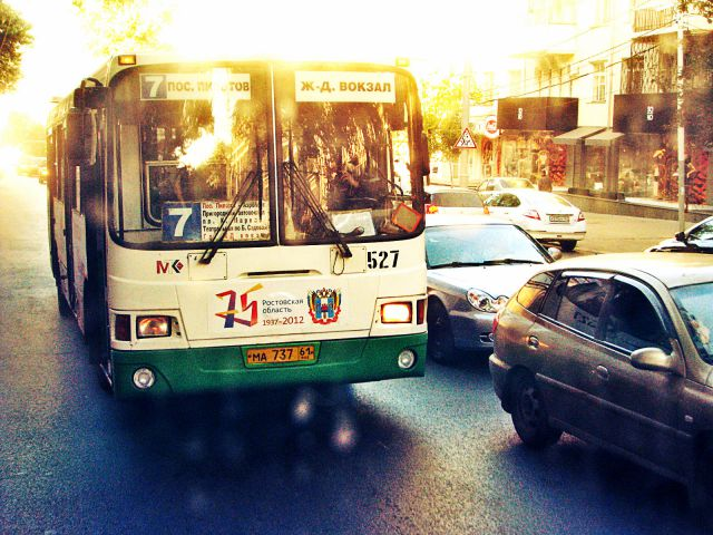 Водитель автобусного маршрута №7 Сергей Шеин стал лучшим в профессиональном конкурсе