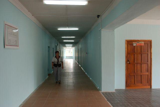 В школе №6 города Морозовска взорвался газовый котел