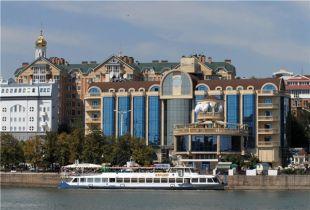 Весной 2014 года популярное место отдыха ростовчан пополнится еще пятью ресторанами и дендропарком.