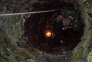 В Ростовской области в колодце найден труп мужчины, пролежавший там 9 лет.