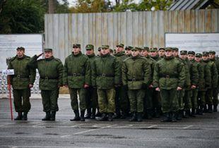 Донские призывники будут охранять порядок на Олимпиаде в Сочи.