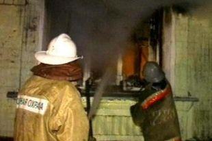 В Мяскниковском районе произошел пожар на складах компании «Турбулентность-Дон».