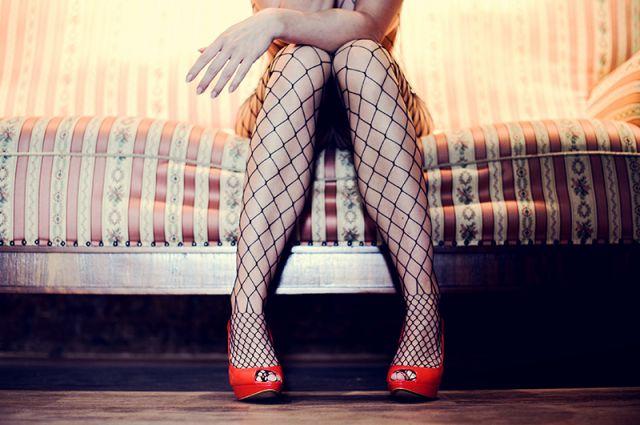 В Ростове прошла облава на проституток.