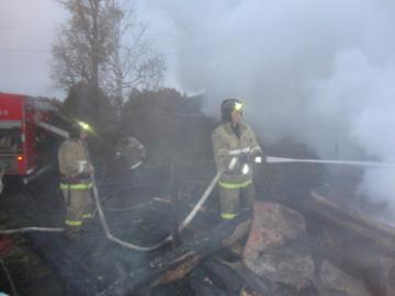 11-летний ребенок погиб на пожаре в Шахтах.