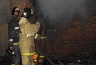 Три человека погибли в результате пожара в Таганроге.