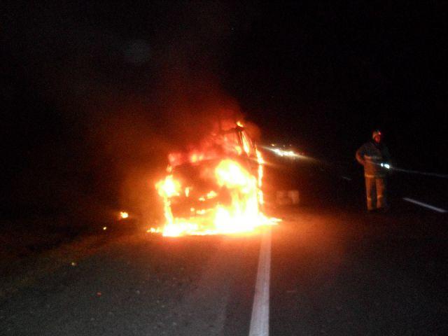 Девять машин в различных районах донской столицы сгорели 30 октября.