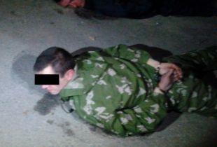 Двое ростовчан задержаны за вооруженное нападение.