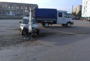 В Ростовской области в результате ДТП пострадала девятилетняя девочка.