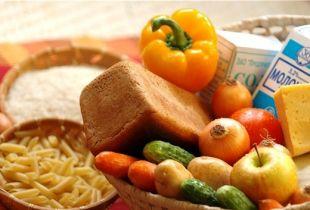 В Ростовской области подешевели продукты питания