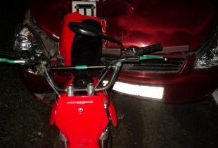 В Ростовской области в ДТП погиб 26-летний водитель скутера.