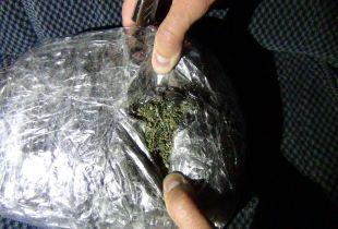 Житель Ростова задержан за хранение марихуаны.