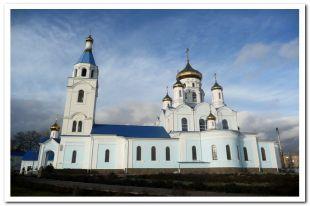 По благословению Патриарха Московского и всея Руси Кирилла в главном храме Шахтинской епархии православные святыни будут находиться с 9 по 20 декабря.