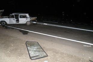 В Неклиновском районе в результате столкновения четырех автомобилей погибла женщина.