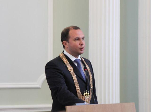 За Кашаева проголосовали 35 депутатов