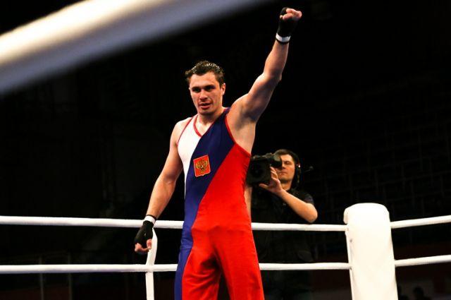Алексей Сачивко - победитель Всемирных Игр боевых искусств