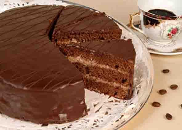 Торты шоколадный рецепт с фото