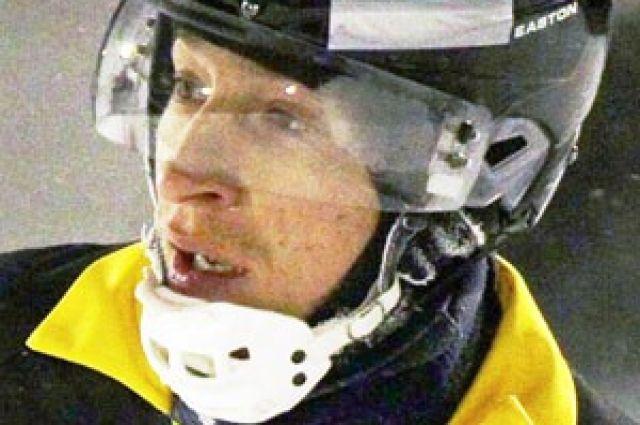 Хоккеист Сергей Почкунов