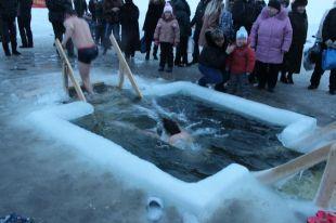 Крещение челябинск фото
