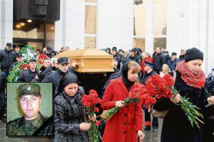 В понедельник в последний путь Михаила Малинникова провожал весь Курган.
