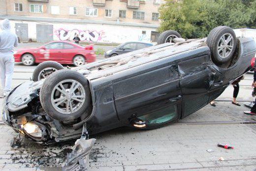 Обзор ДТП в Челябинске