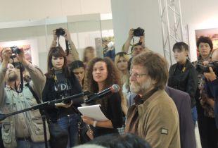 В Челябинске открылась выставка Рейтерс