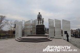 Мемориал откроют 8 ноября.