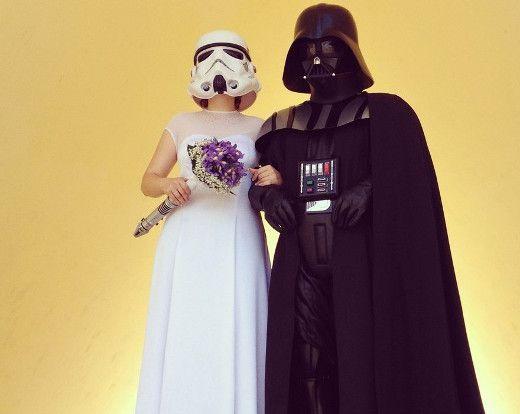 Свадьба Дарта Вейдера