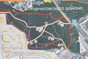 Место отдыха появится в Курчатовском районе