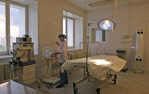 Челябинская больница