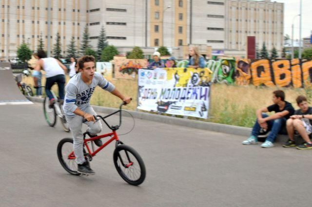 В Челябинске появится велодорожка