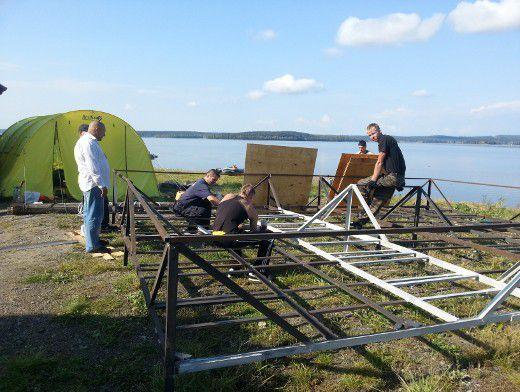 Самый большой осколок челябинского метеорита скоро поднимут со дна озера